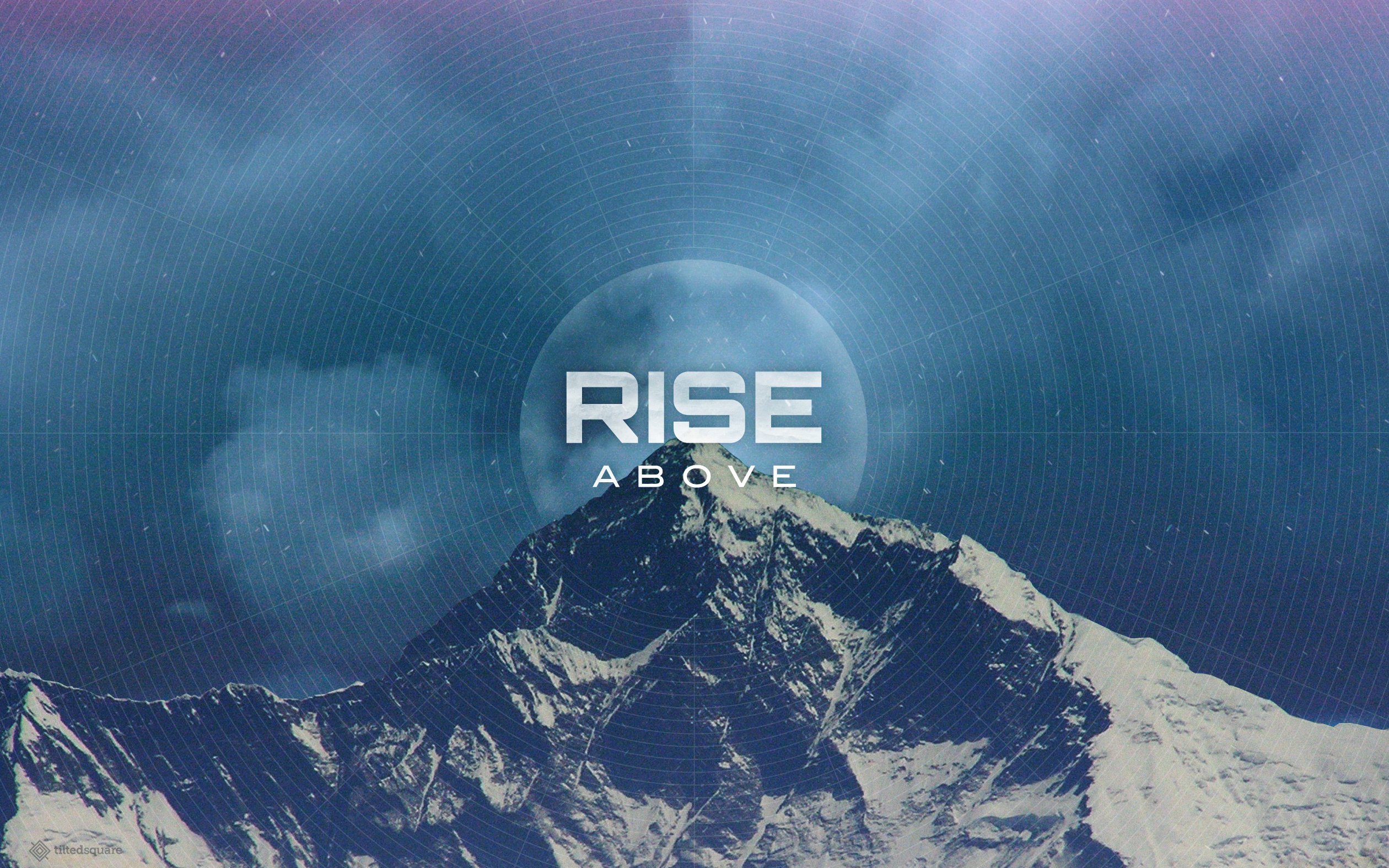 I Rise by Cordell Mitchell Jr
