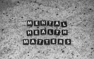 A Mental Epidemic